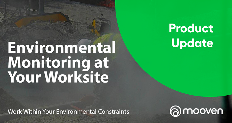 Product Update: Environmental Monitoring
