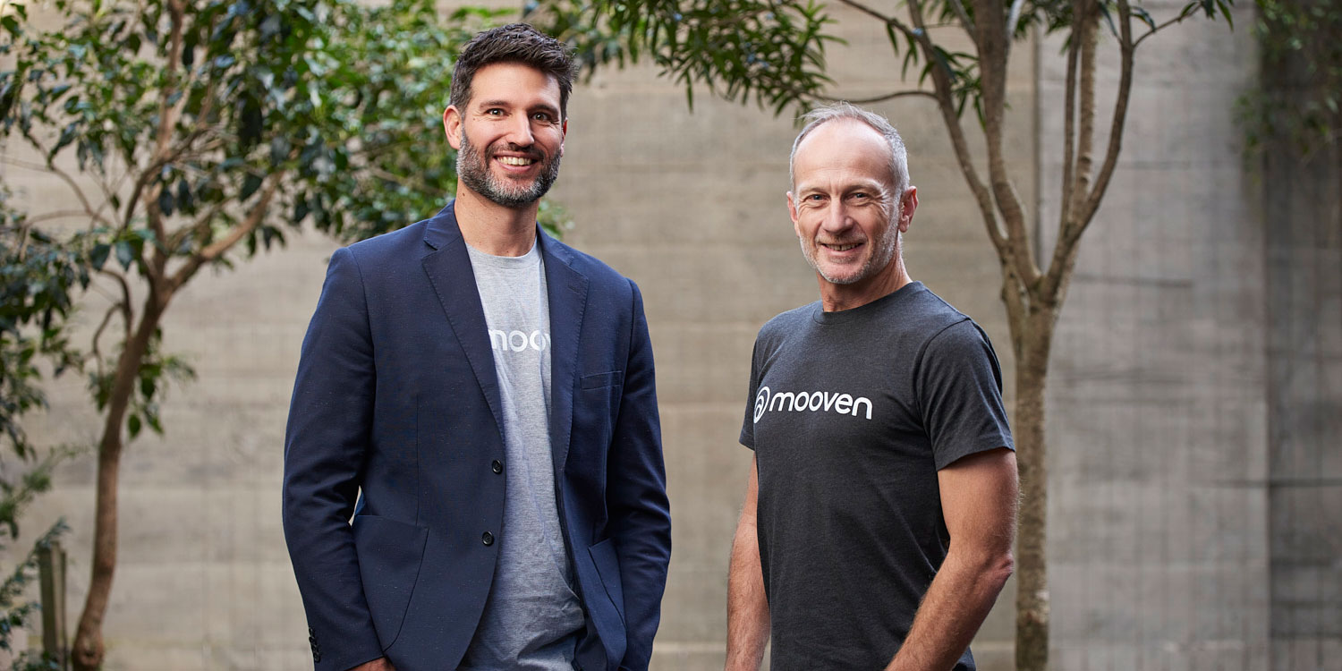 Mooven raises $5M to help deliver world-changing infrastructure