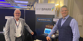 Dean Moody and Steven Killick at HPN2021