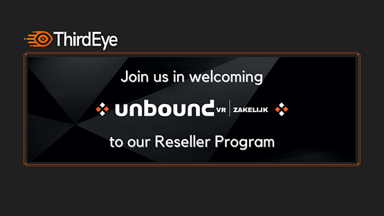 Welcoming ThirdEye's Newest Official Reseller of the X2 MR Glasses - Unbound VR!