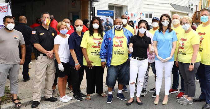 LogistiCare is honored to use resources to help support the State of New Jersey and its residents amid pandemic
