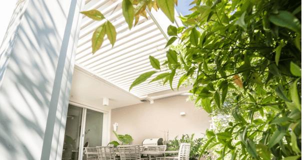 Pergole bioclimatiche per il terrazzo: cosa devi sapere