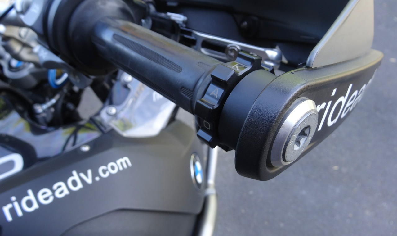 Motorcycle Cruise Control Review