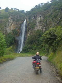 Motorcycling Colombia