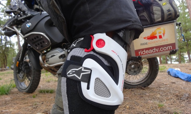 Alpinestars Fluid Pro Motorcycle Knee Brace