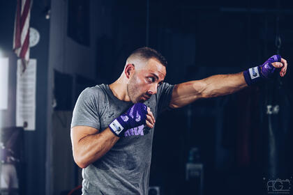 Haymakers for Hope's Anthony Lallis shares why he's getting in the ring this October at Boston's House of Blues for the 10th annual Rock 'N Rumble X!