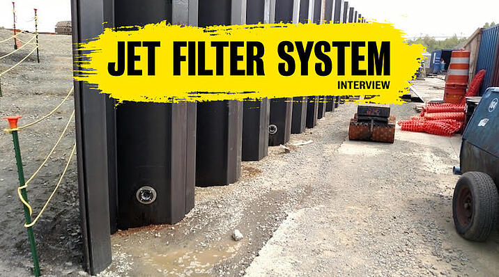 Jet Filter interview with Pile Buck magazine