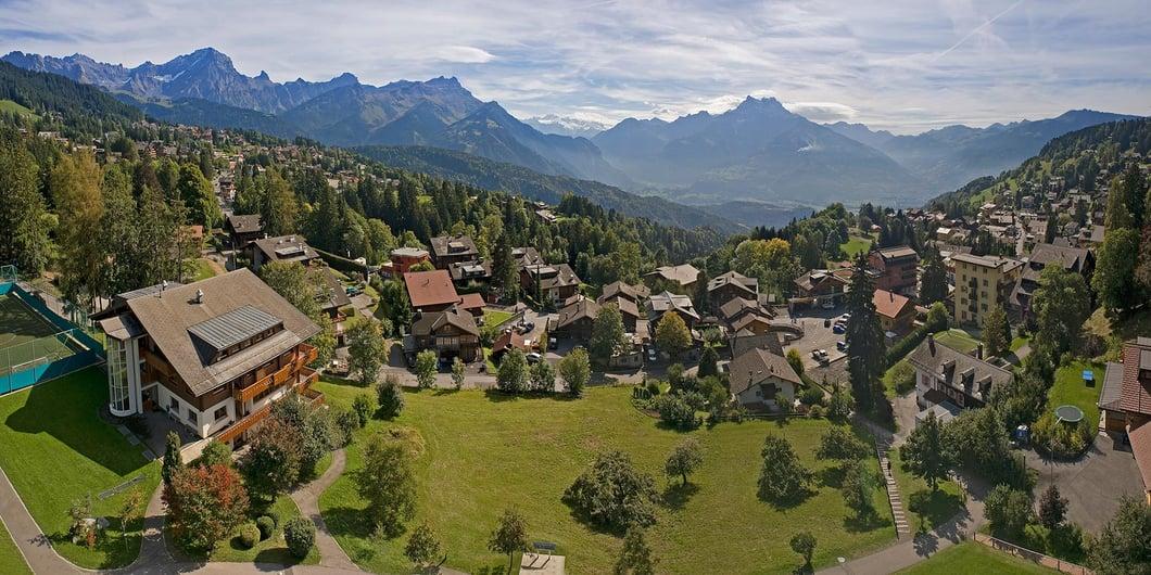 Aiglon College campus Switzerland