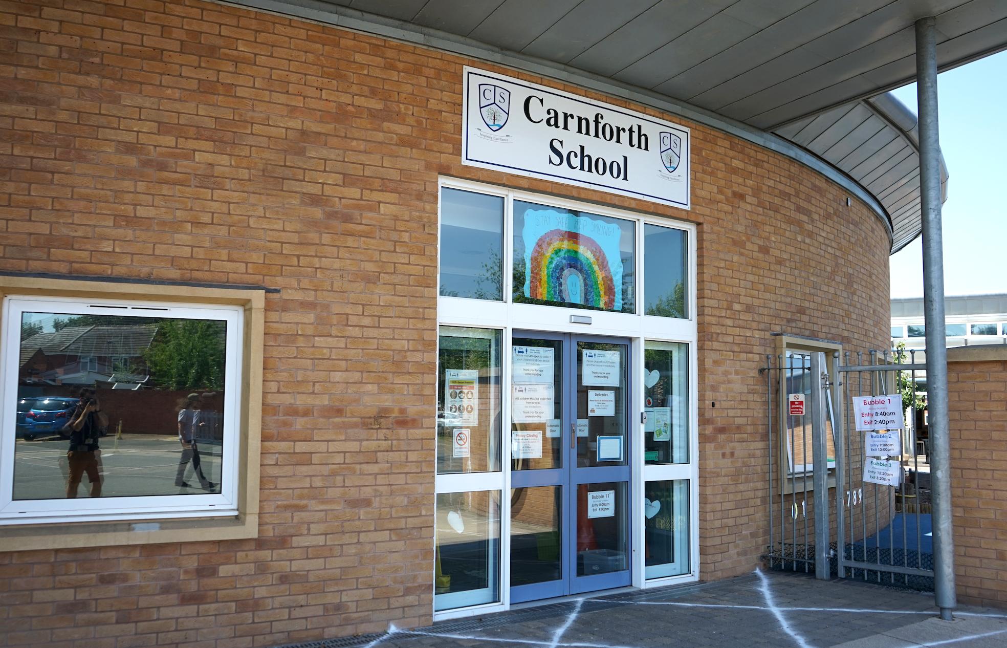 Carnforth School Black Pear Trust