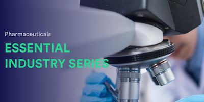 Pharmaceuticals essential industries microscope