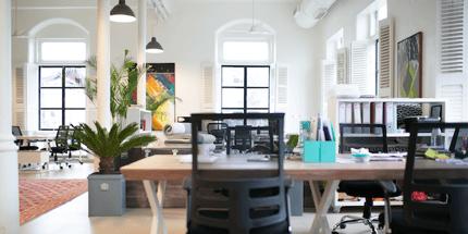 workplace modern office