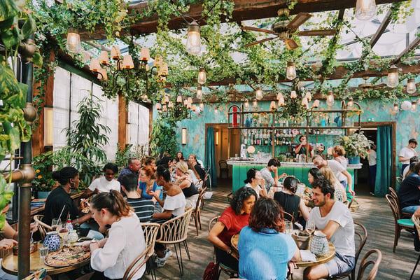 Restaurant future government landlords