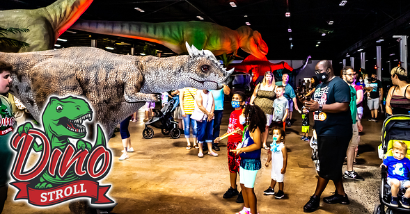Capturelife and Dino Stroll Team Up to Create a Magical Guest Experience