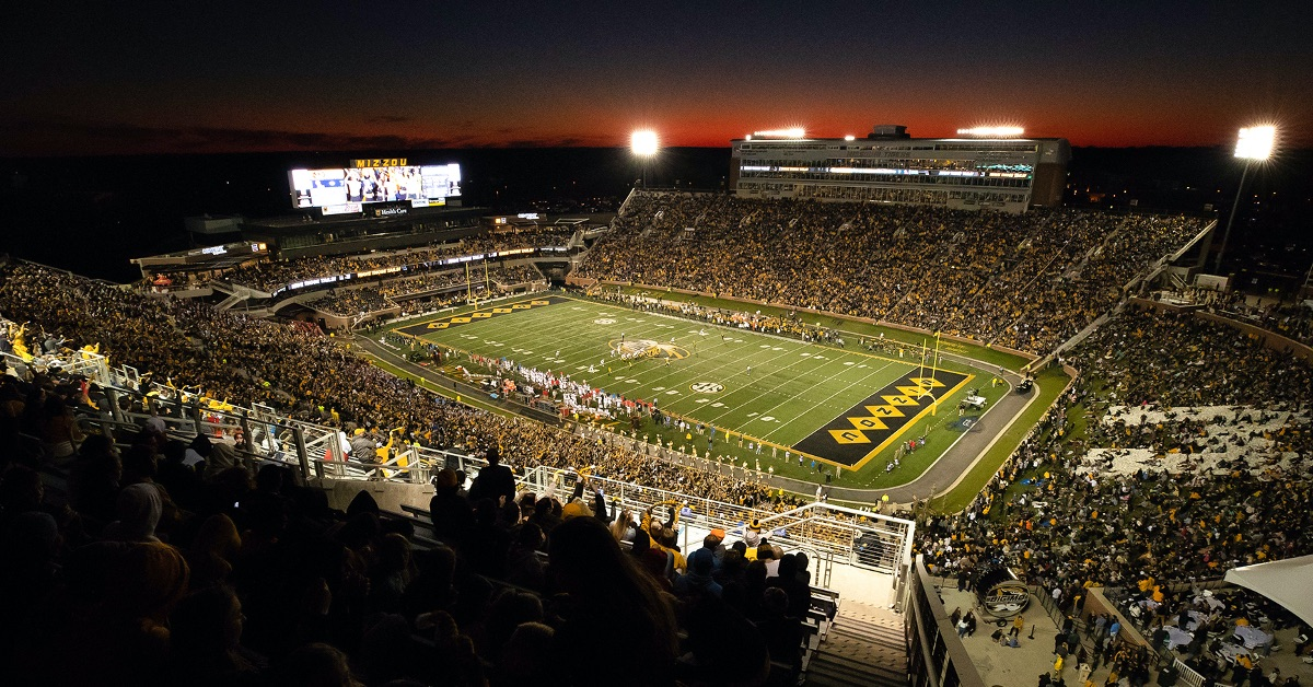 Capturelife and Miller's Put Fans in the Stands for Mizzou's Homecoming