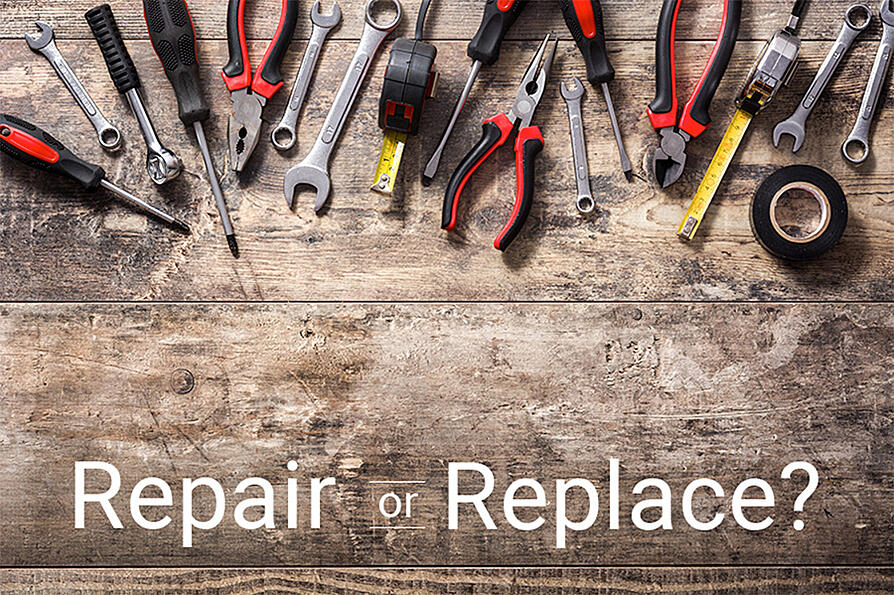 Should You Replace or Repair Your AC Unit?