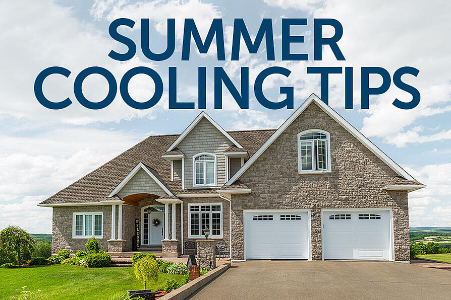 4 Easy Summer Home Cooling Tips