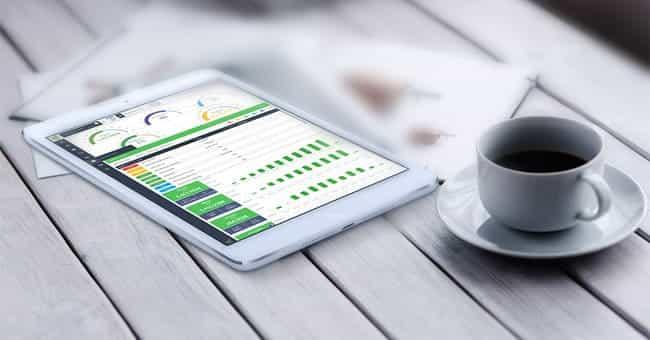 Kijk in het hart van uw bedrijf dankzij een analytische reporting