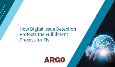 Digital Issue Detection for FIs
