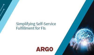 Simplifying Self-Service Fulfillment