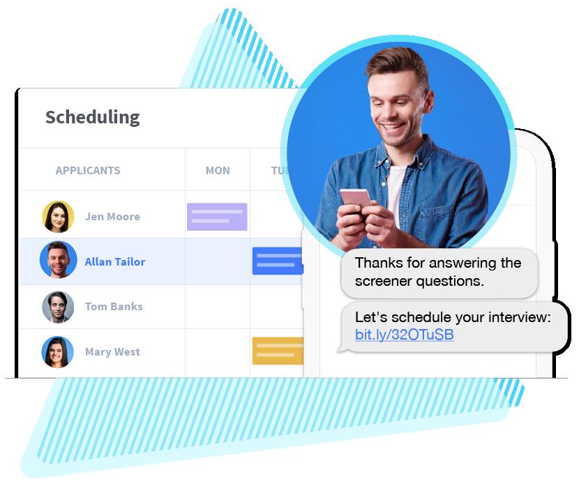 Scheduling Interviews