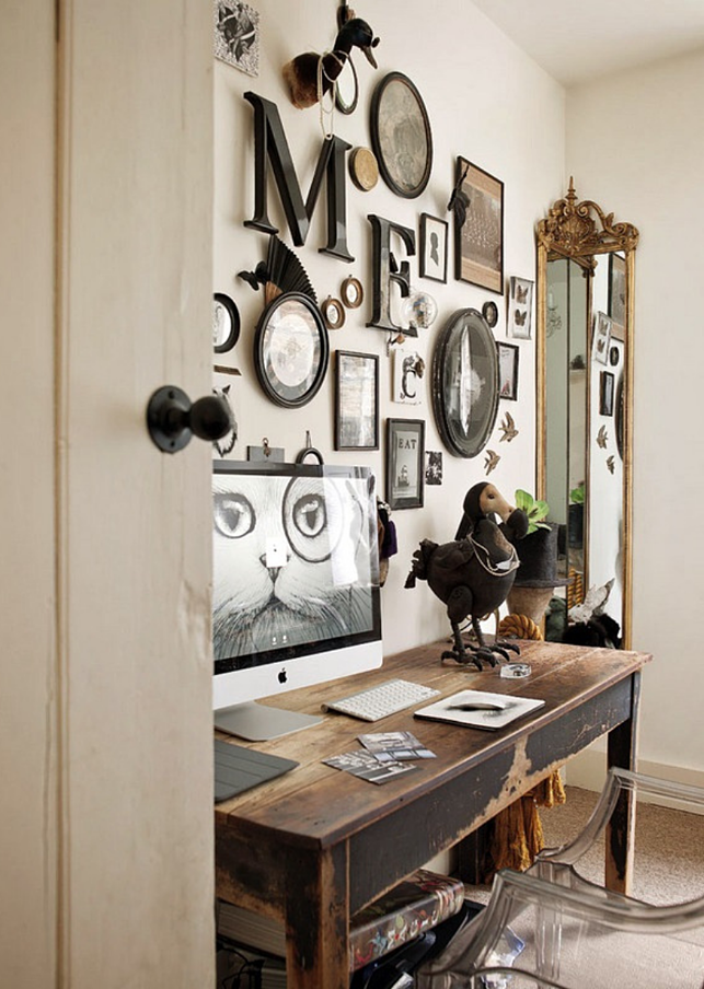 achieve the fully curated look