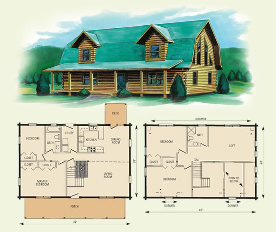 Log Homes|Log Cabins|Log Home Cabins|Appalachian Log & Timber Homes