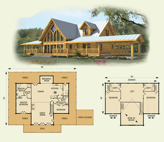 Pages G455 Gambrel 16 X 20 Shed Plan 24 X 24 Cabin Shell