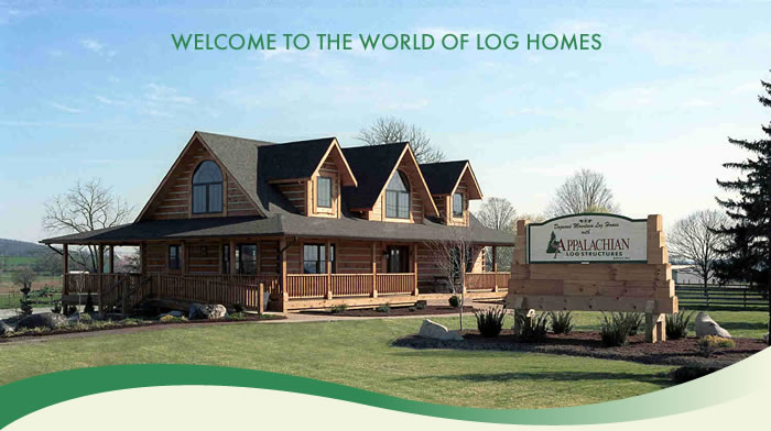 Welcome to Dogwood Mountain Log Homes