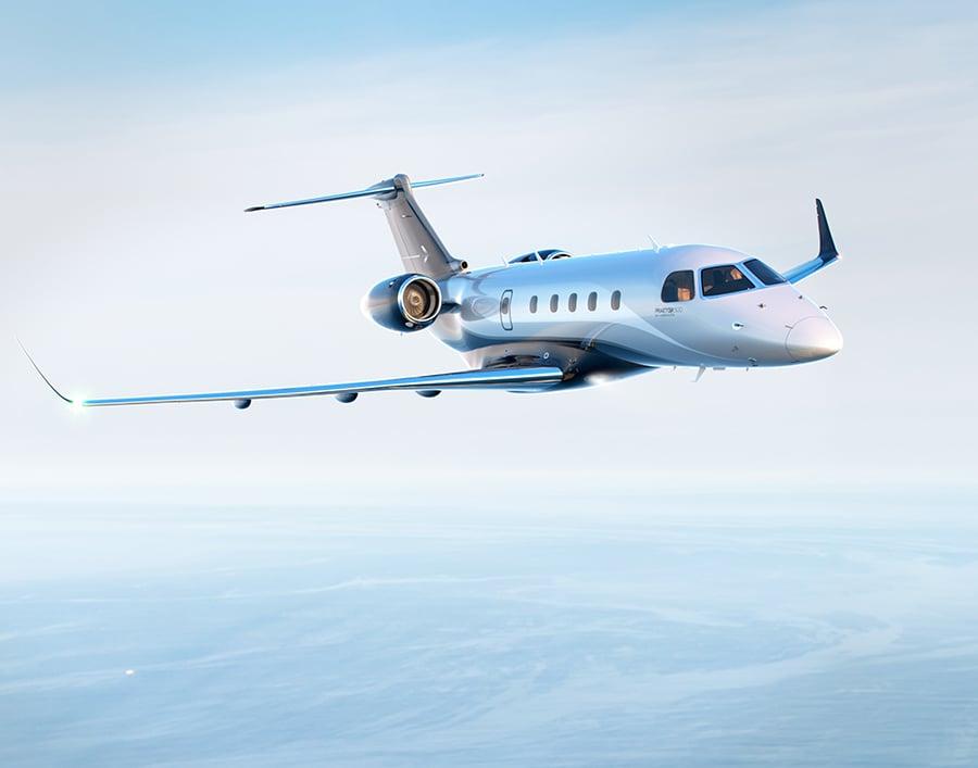 Praetor500_Exterior Flight