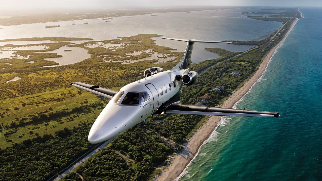 embraer-Phenom100EV