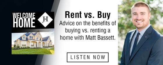 Ep. 14_Rent vs. Buy? How to decide with Matt Bassett