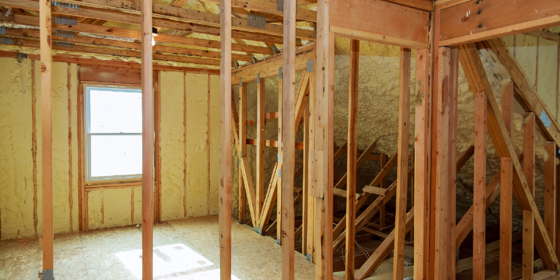 The Benefits of Spray Foam Insulation in Your New Home