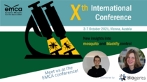 Biogents at EMCA conference 2021 in Vienna