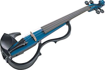 A Silent Violin?