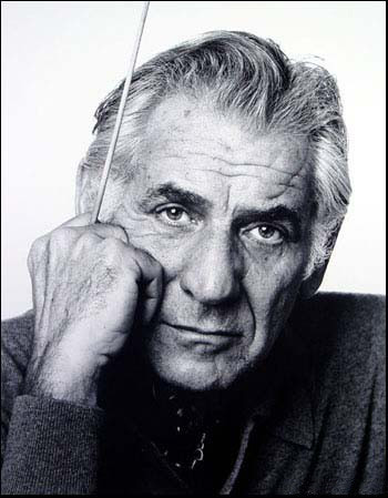 Happy Birthday, Leonard Bernstein!
