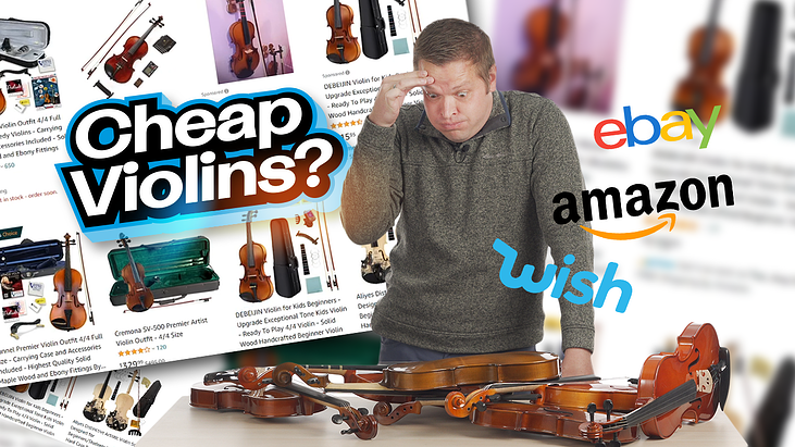 The Problem with Cheap Violins