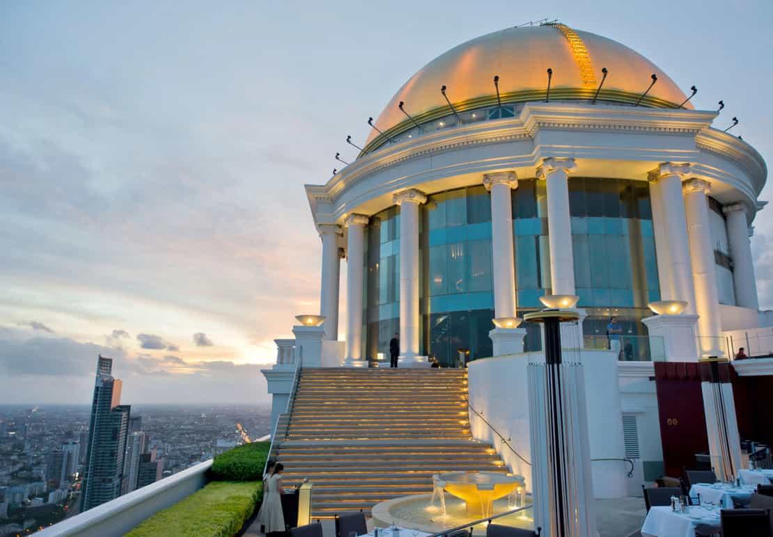 Bangkok Sky Night skybar - 13