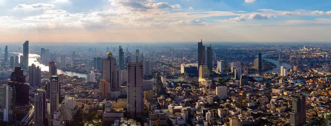 Bangkok Sky Night skybar - 17