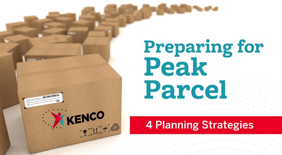 Preparing for Peak Parcel - 4 Strategies