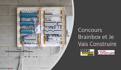 Gagnant du Concours Je Vais Construire / Brainbox