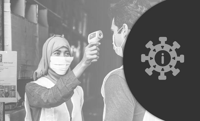 Reducing the Risk of Coronavirus at Unigloves' Factories