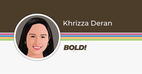 Welcome Khrizza Deran - Marketing Specialist