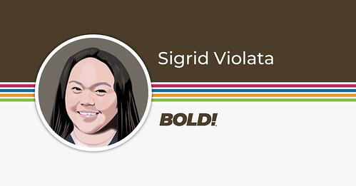 Welcome Sigrid Violata - Manager, Retail Media
