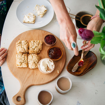 The Very British Tradition of Cream Tea