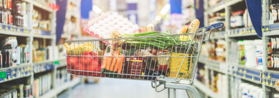 attitudes to supermarket shopping during lockdown