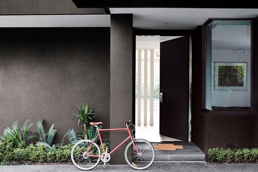 Rendered Exterior - Dulux Namadji, Photographer: Armelle Habib