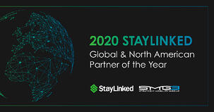 SMG3 has been named StayLinked's 2020 North American and Global Partner of the Year