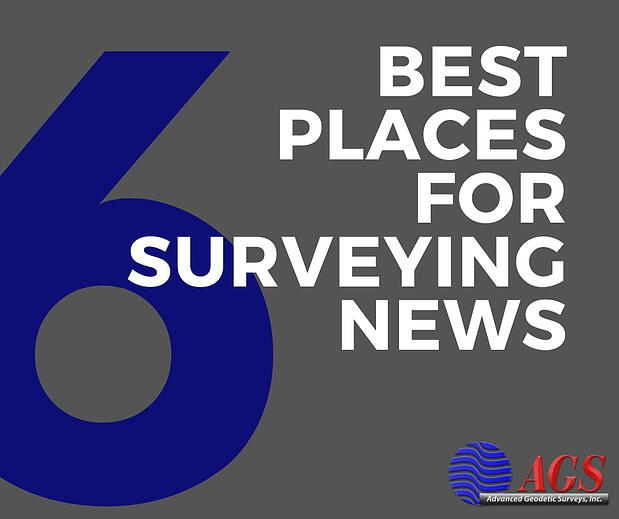 Top 6 Sites for Surveying News and Industry Updates
