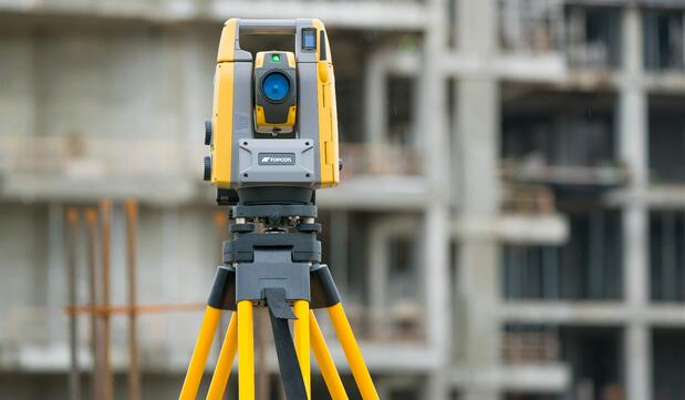 Topcon Total Station Features & Benefits