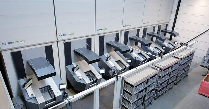 Cost of ASRS